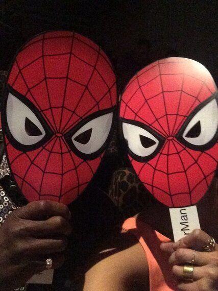Spider-Man Premiere 3D