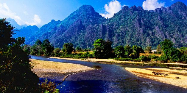 John-Paul Conley, Brit Missing In Laos, Is Found