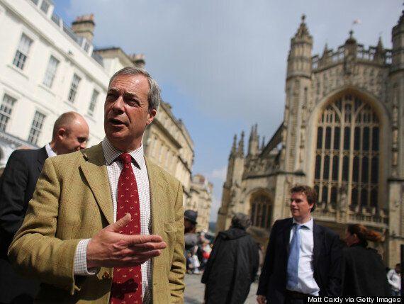 Ukip's Nigel Farage WON'T Bid For Patrick Mercer's Newark