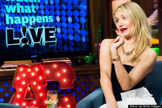 Cameron Diaz Reveals Lesbian Fling: 'Yes I Have Been With A