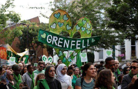 Grenfell Survivors Project Tower Blocks With Fire Safety