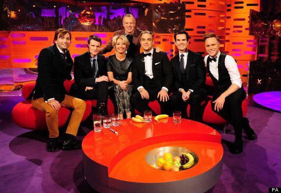 Robbie Williams Admits To Secret Hair