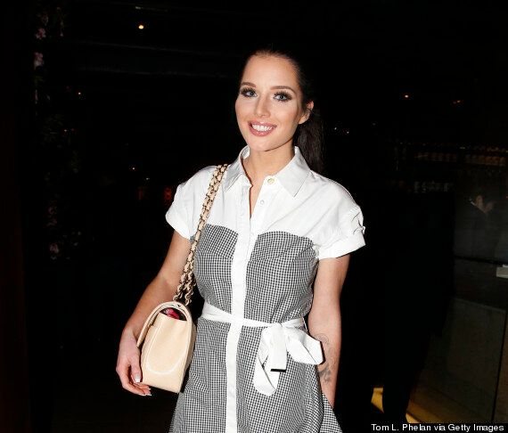 Helen Flanagan Hits Out At Plastic Surgery Claims, Says Her Face Changed As She Grew