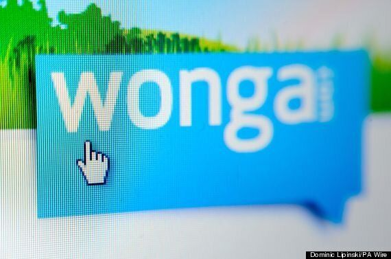 Wonga Offers Schoolboy £400 Loan With 5853%