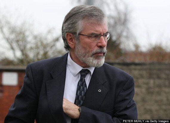 Gerry Adams, Sinn Fein Leader, Arrested Over Jean McConville