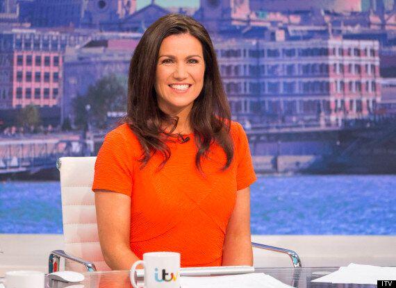 Luisa Zissman Slams 'Sexist' Susanna Reid 'Legs' Comments After 'Good Morning Britain'
