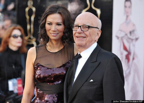 Tony Blair's 'Friendship' With Wendi Deng Ended Relations Between Former PM And Rupert