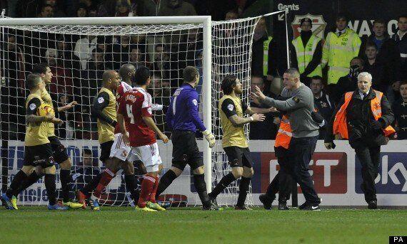 Swindon Fan Arrested For Punching Leyton Orient Goalkeeper