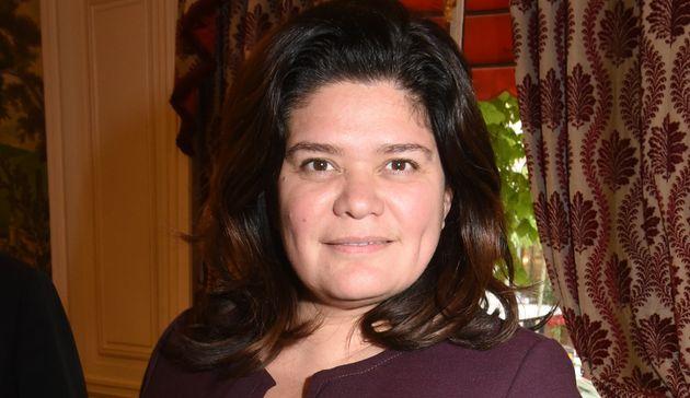 Raquel Garrido, avril