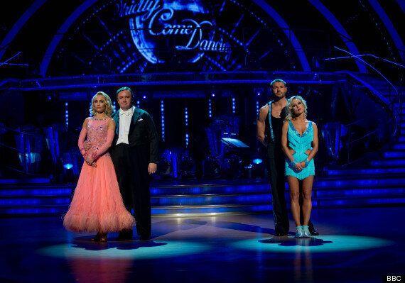 'Strictly Come Dancing': Ben Cohen Dances His Last