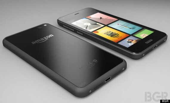 Amazon Smartphone Leaked: Is This What It Looks
