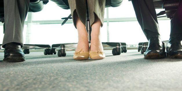 Most Women In Finance, Asset Management, Suffer Regular