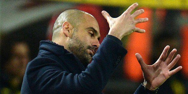 Pep Guardiola Claims Bayern Munich Is Leaking