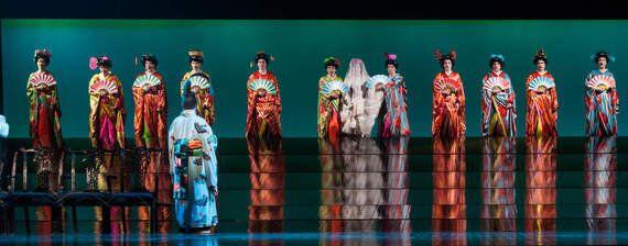 Opera Review: Madam Butterfly, English National
