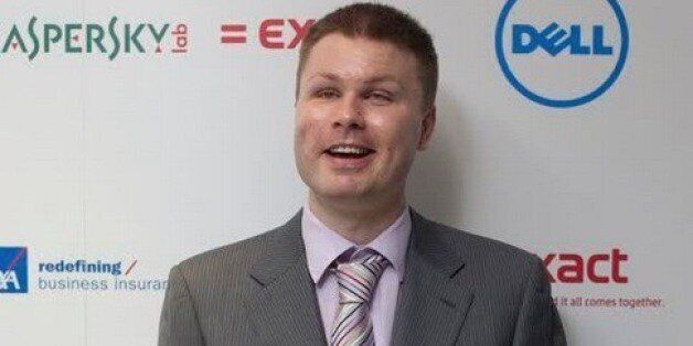 Disabled Community 'Snubbing' Successful Peers, Says Blind Entrepreneur Neil