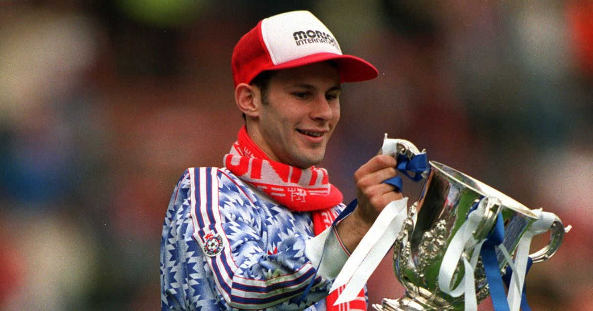 Ryan Giggs Retires: His 25 Manchester United Trophies In ...Ryan Giggs 2013 2014