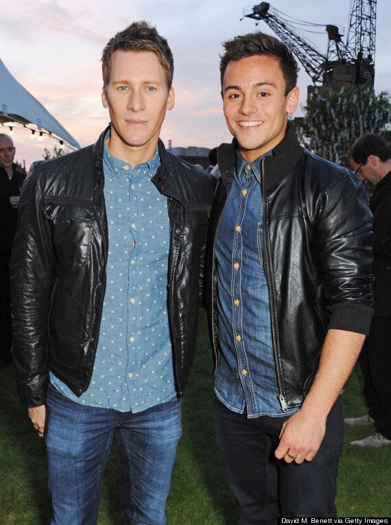 Tom Daley Talks 'Crazy' Attention On His Relationship With Dustin Lance Black
