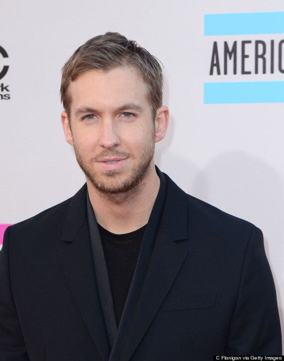 Calvin Harris Thanks One Direction's Liam Payne For Saving Him From 'Flying Dwarf' At Miley Cyrus