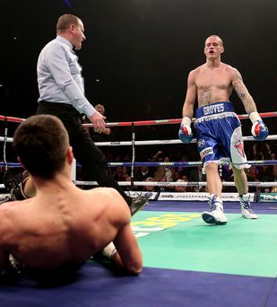 Saint George Groves Lost the Battle but Won the