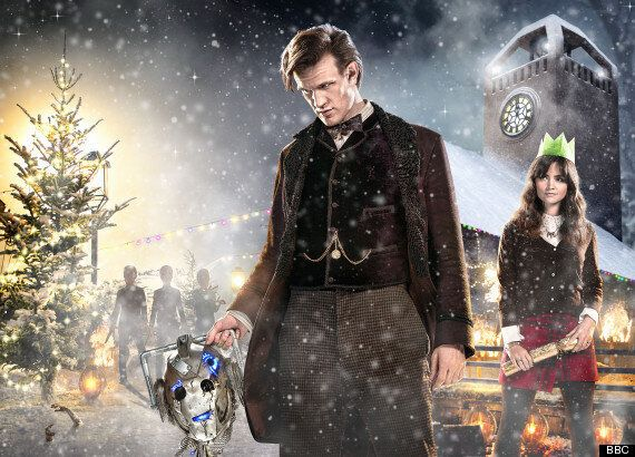 'Doctor Who' Christmas Special Picture Shows Matt Smith's Final Episode, 'The Time Of The Doctor'