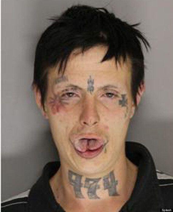 Murder Suspect David Adam Pate And His Memorable Mugshot