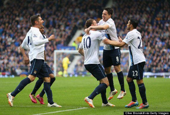 Everton 2-3 Manchester City: Joe Hart, Martin Tyler And More Talking