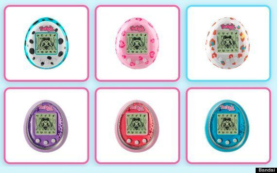Tamagotchi Virtual Pets Are Back: Bandai Attempt To Enslave Another