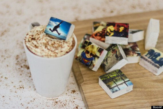 Boomf Marshmallows Turn Instagram Snaps Into Edible