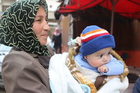 In Syria, Mobile Teams Extend the Reach of Vaccination