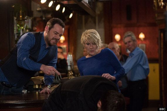 'EastEnders' Spoiler: Shirley's Reunion With Estranged Son Deano Sees Mick Taking Things Into His Own