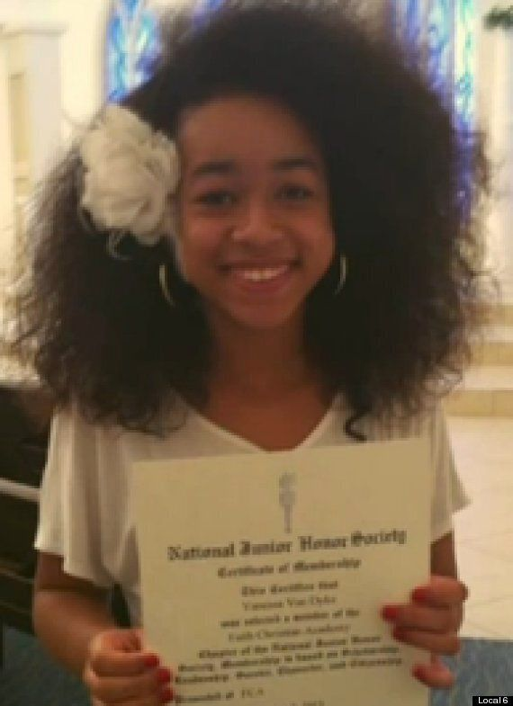 Girl, 12, No Longer Risking Expulsion Over Afro Hair – But Warned She Must Restyle