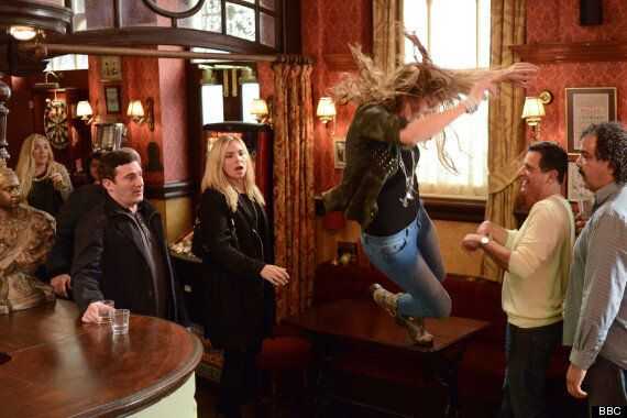 'EastEnders' Spoiler: Roxy Goes Off The Rails After Kat And Alfie's Reunion