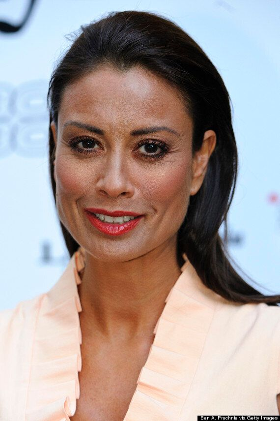 Melanie Sykes Arrested After Assaulting Her Toyboy Husband Jack