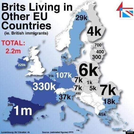 EU Migrant Benefits: Are Britons Ripped Off Or Would We Get A Better Deal Moving