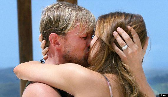 'I'm A Celebrity': Kian Egan Breaks Down In Tears As He's Reunited With His Wife Jodi
