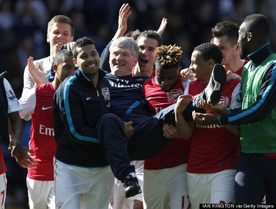Pat Rice, Former Arsenal Assistant Manager, Diagnosed With