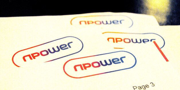 File photo dated 7/12/12 of Npower bills as energy firm npower said today that electricity prices will...