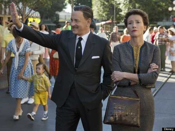 'Saving Mr Banks' Review - Emma Thompson, Tom Hanks Tell Story Of When Walt Disney Met Mary