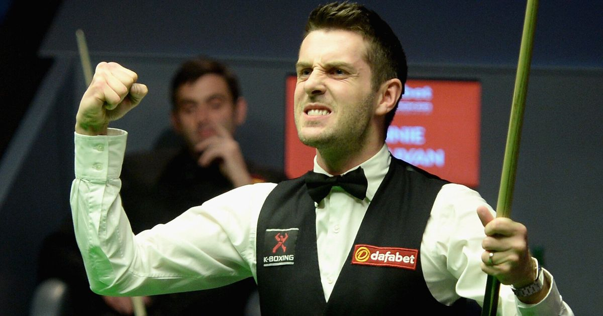 mark selby - photo #29