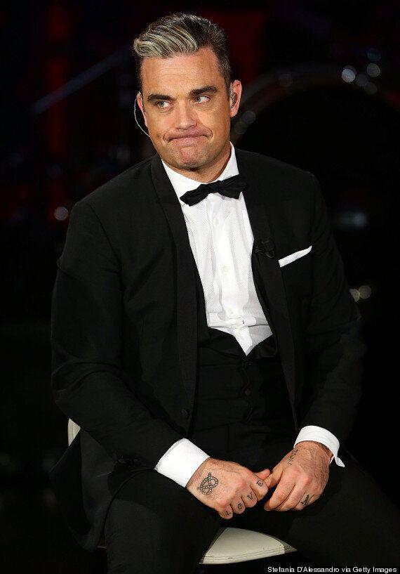 Robbie Williams Admits To Still Smoking Cannabis: 'I Last Got High Two Days