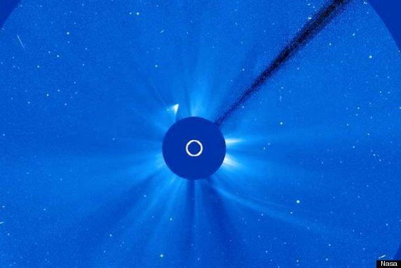 Comet ISON Lives: Comet Of The Century May Have Survived Sun Dive (Or Part Of It, At
