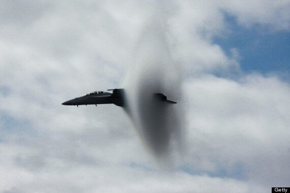 Sonic Booms Heard Over Essex Were Jet Planes Confirms The