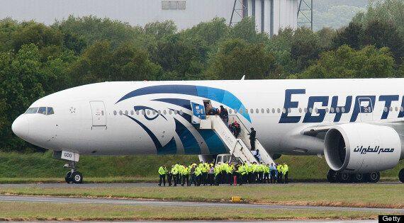 Asylum Bid From Five Passengers Aboard Plane Forced To Make Emergency