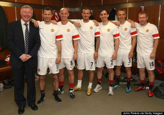 David Beckham Says Manchester United's Class Of '92 Were 'Scared' Of Sir Alex Ferguson