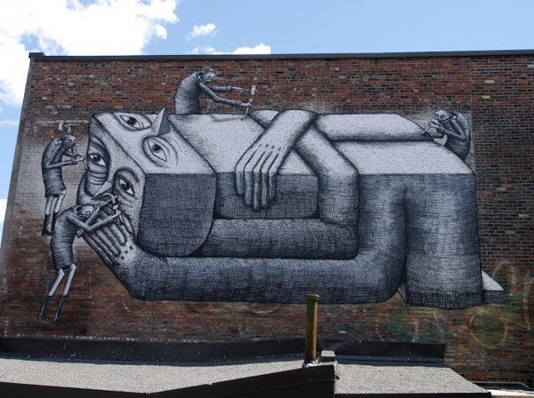 On The Streets - A Weekly Round Up Of The Freshest Global Street Art