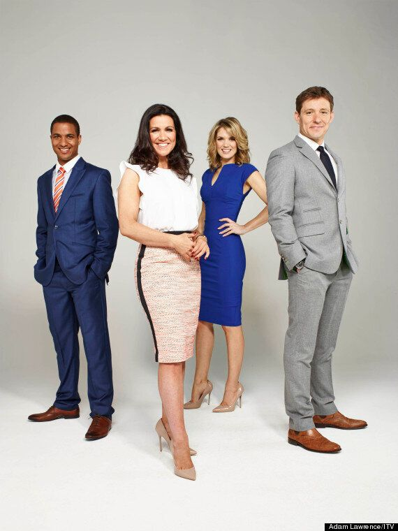 Susanna Reid-Fronted 'Good Morning Britain' Is 'Least-Loved Show' (Just Ahead Of BNP Party Political