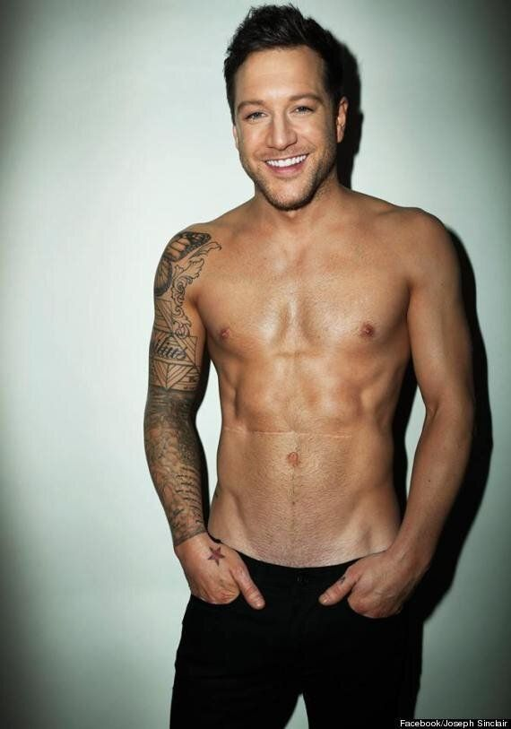 'X Factor' Winner Matt Cardle Wows Fans With Toned Body In New Shirtless Photo