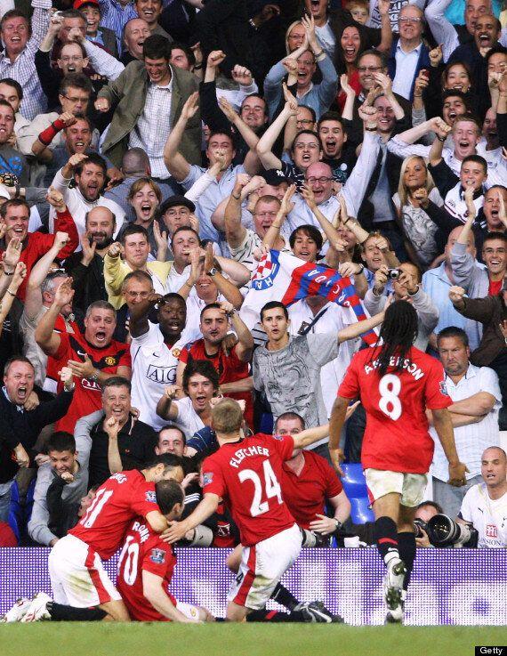 Tottenham Vs Manchester United: Reds 12 Matches Unbeaten At White Hart