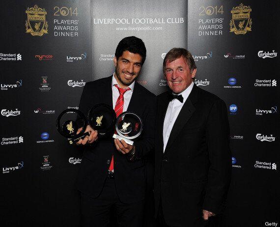 Luis Suárez Claims Treble At Liverpool End Of Season Awards