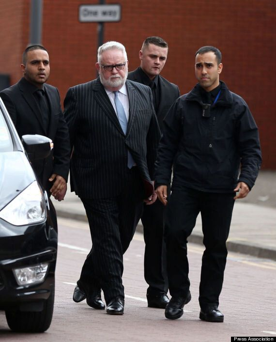 Paul Flowers, Former Co-Operative Bank Chairman, Pleads Guilty To Drugs Possession